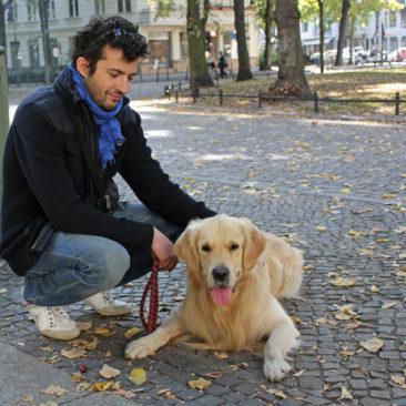 """Hundetrainer Stefan Thal - """"Emil"""" - 4"""