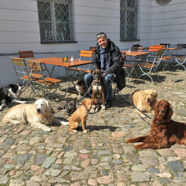 Hundetrainer Stefan Thal - Dogwalken Impressionen - 6