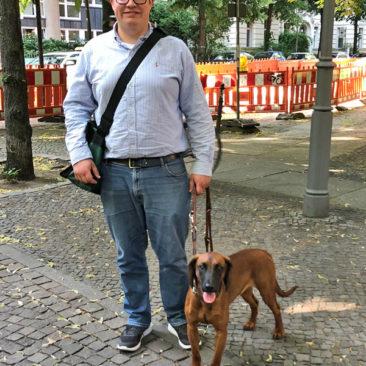 """Hundetrainer Stefan Thal - """"Bruno"""" - 4"""