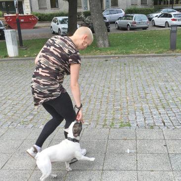 "Hundetrainer Stefan Thal - ""Louis"" - 1"